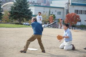 秋のソフトボール大会報告~_c0125899_219039.jpg