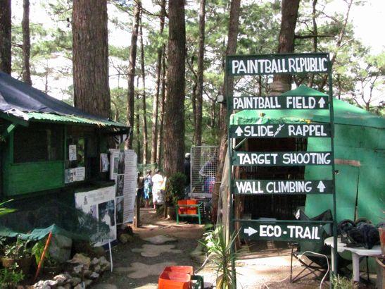 身近にあるハイキング・コース Eco Trail in Camp John Hay_a0109542_20331384.jpg