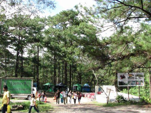 身近にあるハイキング・コース Eco Trail in Camp John Hay_a0109542_20374061.jpg
