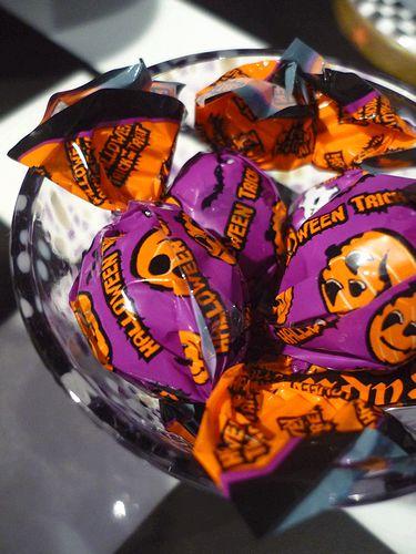 trick or treat。。。Happy Halloweenの 温かなElevensesのティータイム♪ @台湾スイーツ♪☆.。†_a0053662_13123571.jpg