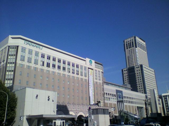 札幌は快晴_b0106766_1838165.jpg