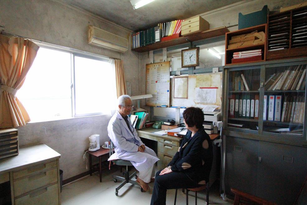 風邪を引きましたか?  「Dr.コトー診療所」ロケ地2010-1_a0107574_1794187.jpg