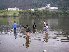 釣り餌現地調達手作りざおの釣りに挑戦_e0064783_14534261.jpg