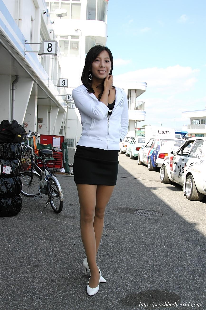 オフィシャルレースクイーン(NISSAN RQ) 杉本愛美さん_c0215885_2223960.jpg