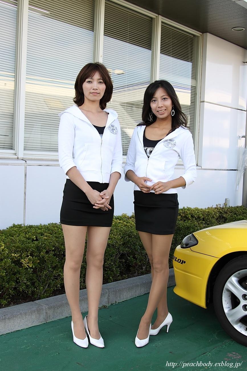 オフィシャルレースクイーン(NISSAN RQ) 杉本愛美さん_c0215885_22271023.jpg