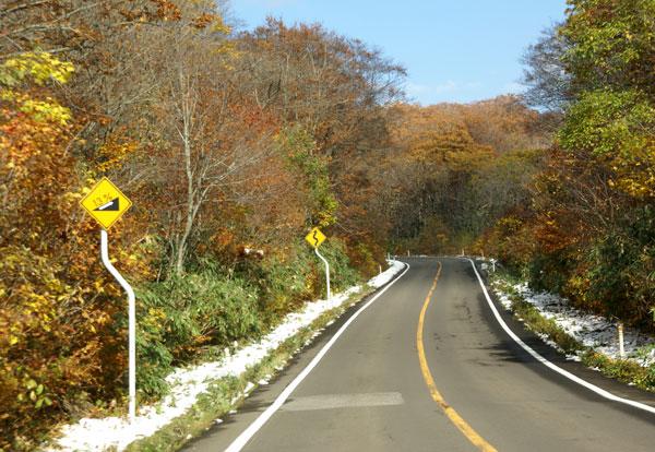 樹海ライン~十和田湖1  七滝とカワガラス_a0136293_16244418.jpg