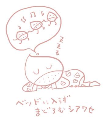 うたたねと睡眠_b0102193_19144269.jpg