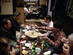 鷲の尾の会、酒あり料理あり歌もあり!?笑_f0055803_1535427.jpg