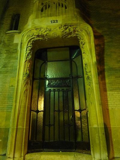 夜のパリ散歩@Paris 16e_d0113725_10145994.jpg