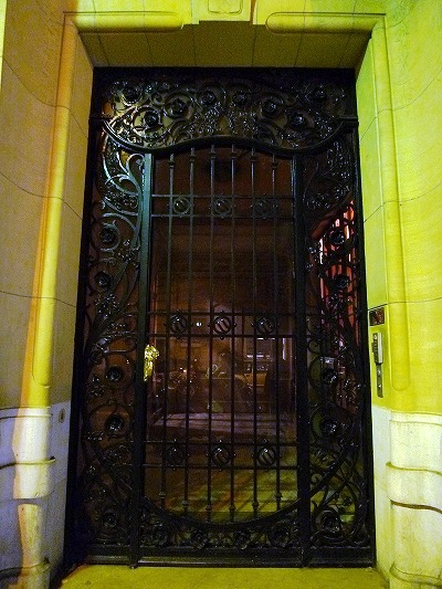 夜のパリ散歩@Paris 16e_d0113725_10221727.jpg