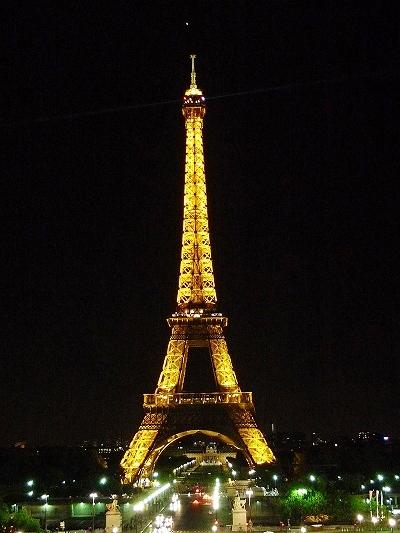 夜のパリ散歩@Paris 16e_d0113725_10262671.jpg