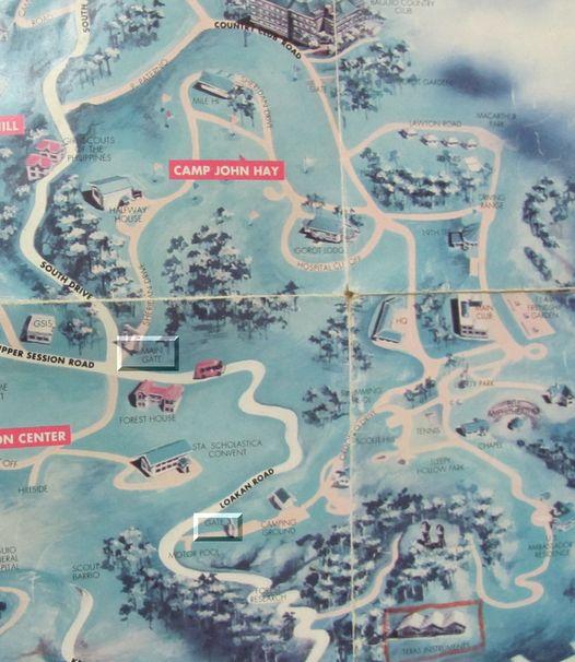 身近にあるハイキング・コース Eco Trail in Camp John Hay_a0109542_1217459.jpg