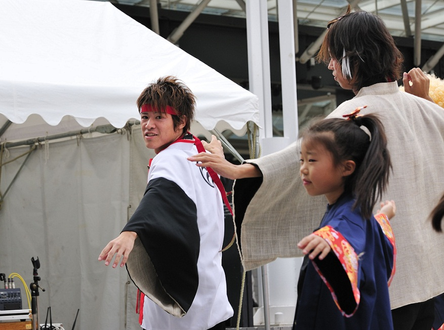 がんこ祭りプレイベント_f0184198_21302383.jpg