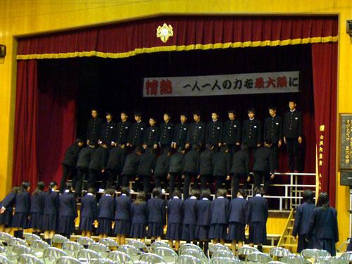 もみじ福祉会と三次中学校_a0047200_20541213.jpg