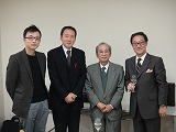 鳥取県西部医師会学術講演会_a0152501_9263166.jpg
