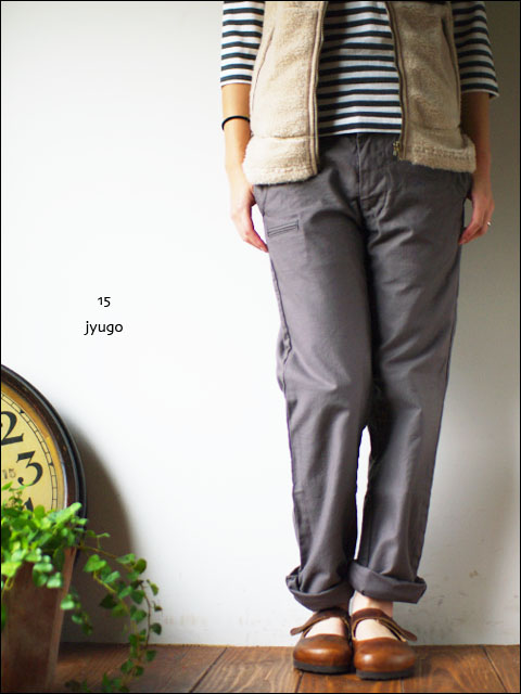15[jyugo] back satain pants バックサテン [031-BS] LADY\'S_f0051306_203759100.jpg