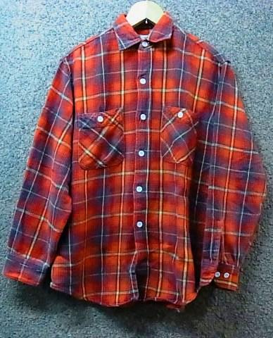 11/3(水)入荷!60'S BIG MACネルシャツ _c0144020_17582141.jpg