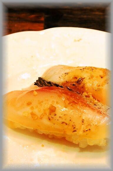 美味しいオフ会  YASHIN ~Sushi & Bar~_d0104926_1102447.jpg