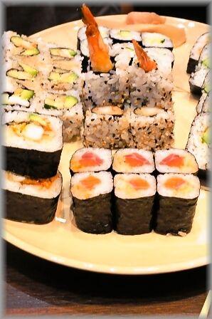 美味しいオフ会  YASHIN ~Sushi & Bar~_d0104926_110476.jpg