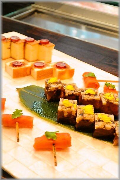 美味しいオフ会  YASHIN ~Sushi & Bar~_d0104926_182114.jpg
