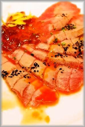 美味しいオフ会  YASHIN ~Sushi & Bar~_d0104926_19617.jpg