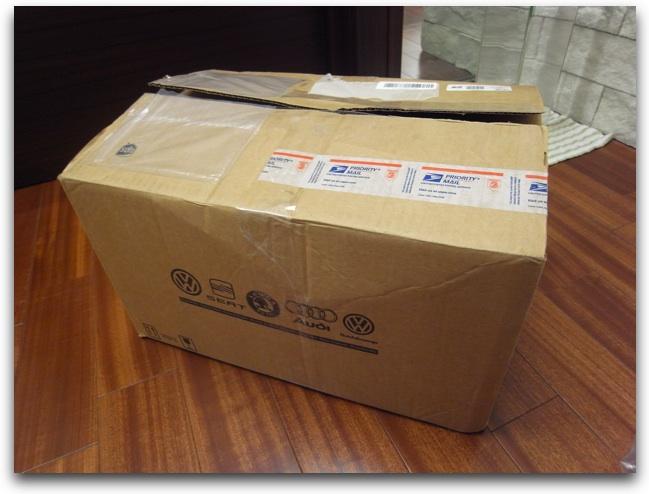 シカゴから届いた荷物・・・_b0071543_20101883.jpg