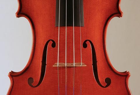 新作バイオリンの音のご紹介。_d0047461_6581674.jpg
