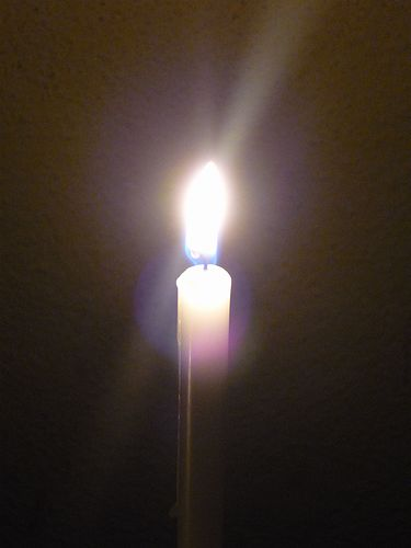 万聖節の静けさと 優しい時間 牧師館のスイトピー..。.゚。*・。☆_a0053662_2552629.jpg