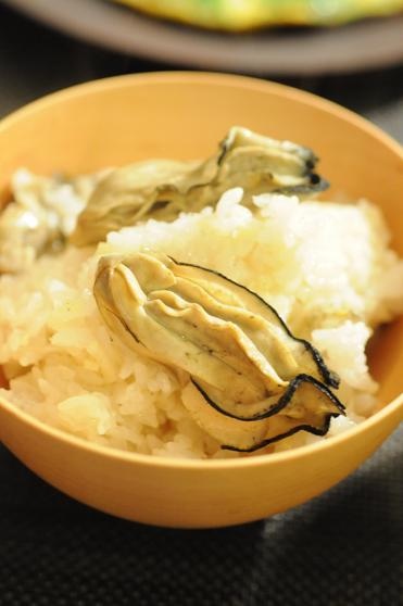 Love 牡蠣ごはん♪_c0116778_8161221.jpg