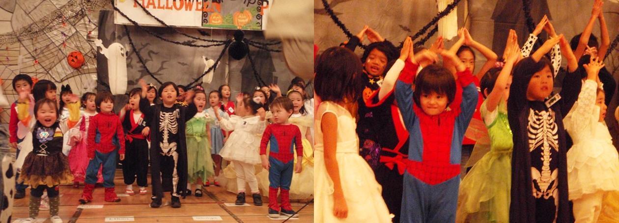 KIDS TALK Halloween Party 2010_f0153418_11301354.jpg