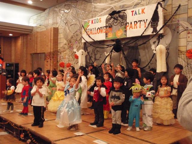 KIDS TALK Halloween Party 2010_f0153418_11303055.jpg