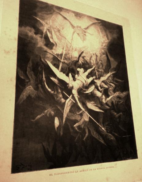 ギュスターヴ・ドレと原宿ギャラリーハセガワでの作品(・_・;)も_d0178448_103578.jpg