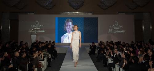 OMEGA(オメガ)が北京で新作レディマティックを発表!_f0039351_10224429.jpg