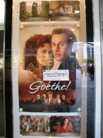 Goethe! ゲーテの恋 ~君に捧ぐ「若きウェルテルの悩み」~_f0116158_027689.jpg