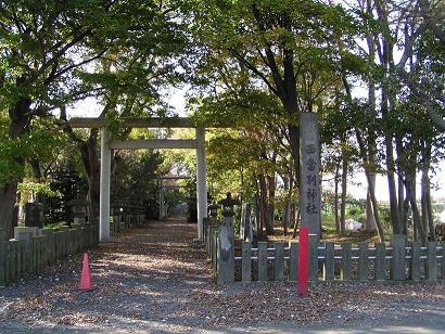 西当別神社_f0078286_1017363.jpg