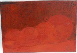 2011/2/9-2/14 粥川仁平 作品展 墨液でスペインを描く アフリカからの風 その2_e0091712_15492890.jpg