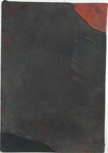 2011/2/9-2/14 粥川仁平 作品展 墨液でスペインを描く アフリカからの風 その2_e0091712_15593078.jpg