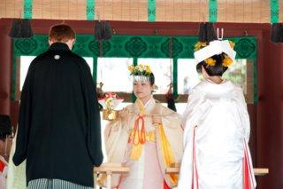 鶴岡八幡宮で感動の挙式(其の二)_f0205317_2146543.jpg