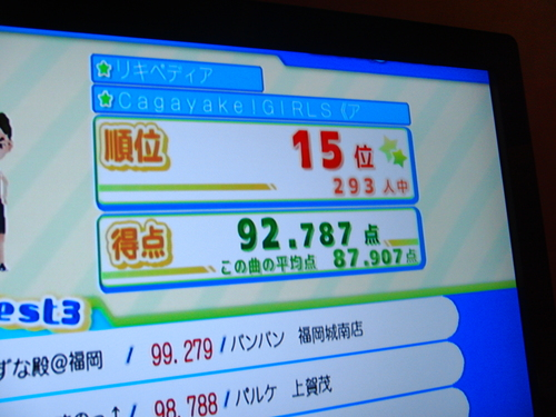 カラオケ行って来たお!!_f0186726_22374729.jpg