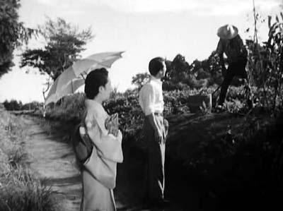 溝口健二監督『武蔵野夫人』(東宝、1951年、音楽監督・早坂文雄) その2_f0147840_22534337.jpg