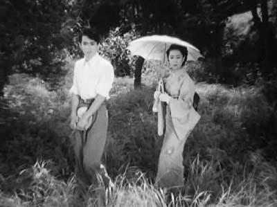 溝口健二監督『武蔵野夫人』(東宝、1951年、音楽監督・早坂文雄) その2_f0147840_22535160.jpg