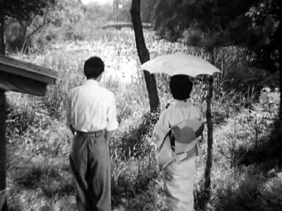 溝口健二監督『武蔵野夫人』(東宝、1951年、音楽監督・早坂文雄) その2_f0147840_22535749.jpg