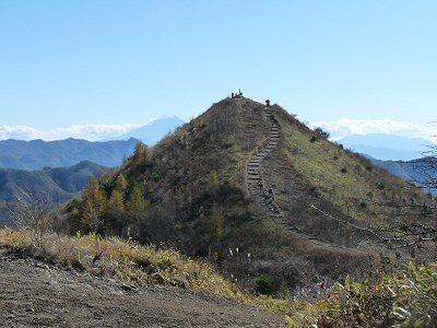 八ヶ岳初冠雪_f0019247_21544486.jpg