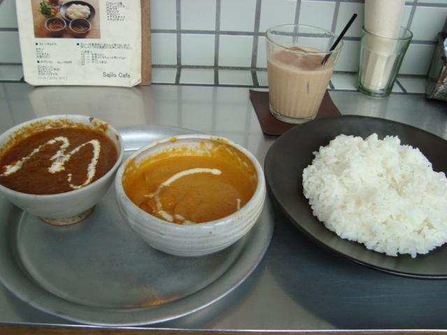 吉祥寺「Sajilo Cafe サジロカフェ」へ行く。_f0232060_1532138.jpg