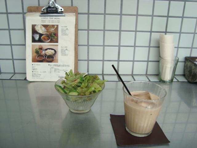 吉祥寺「Sajilo Cafe サジロカフェ」へ行く。_f0232060_1581336.jpg