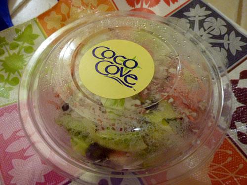 COCO COVE(ココ・コーブ)のトスサラダ_c0152767_113225.jpg