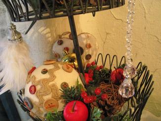 クリスマスディスプレィ_c0224085_1631062.jpg