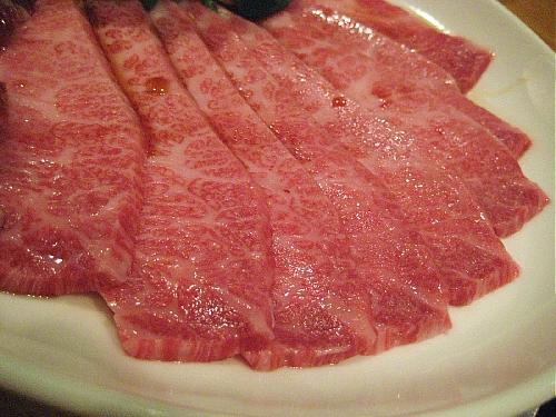 四谷三丁目 焼肉 『名門』_d0022799_2053772.jpg