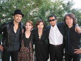 TOKYO TOMORROW kick off party_e0123412_2336582.jpg