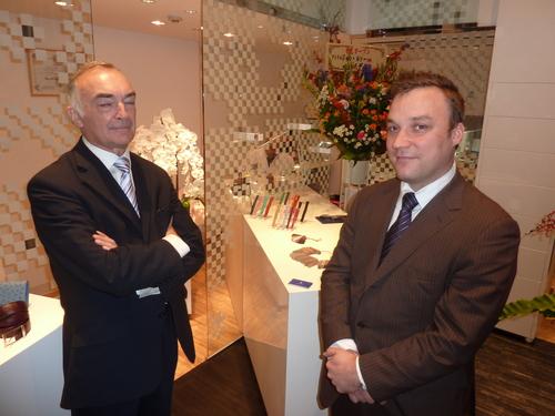 「アトリエ ジャン・ルソー」が銀座にオープン!_f0039351_22575342.jpg